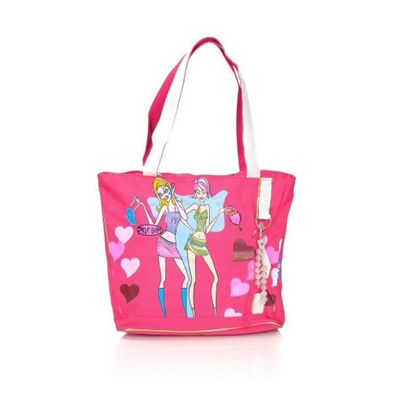 Geanta Fashion Pink Girl A11495 Lamonza, Roz 2021 shopu.ro