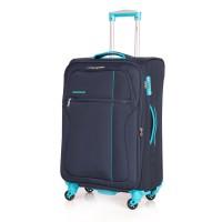Troler Ultralight Lamonza, 77 cm, Bleumarin/Turquoise