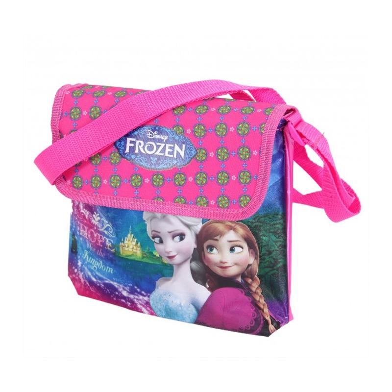 Geanta de umar Frozen A12288 Lamonza, Roz 2021 shopu.ro