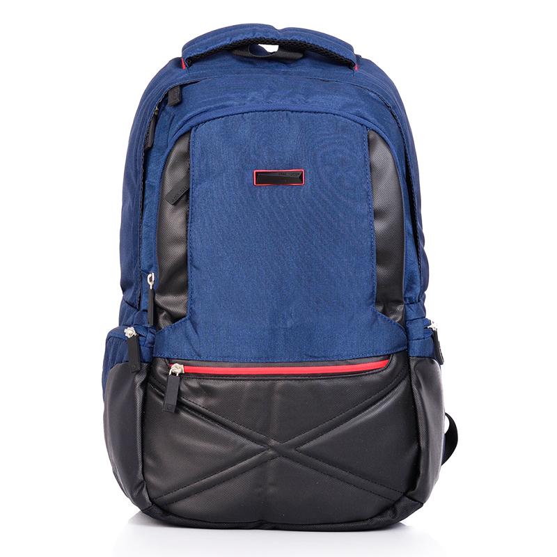 Rucsac laptop Ostend Lamonza, 47 cm, Albastru 2021 shopu.ro