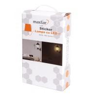 Sticker lampa Maxtar, 70 x 40 cm