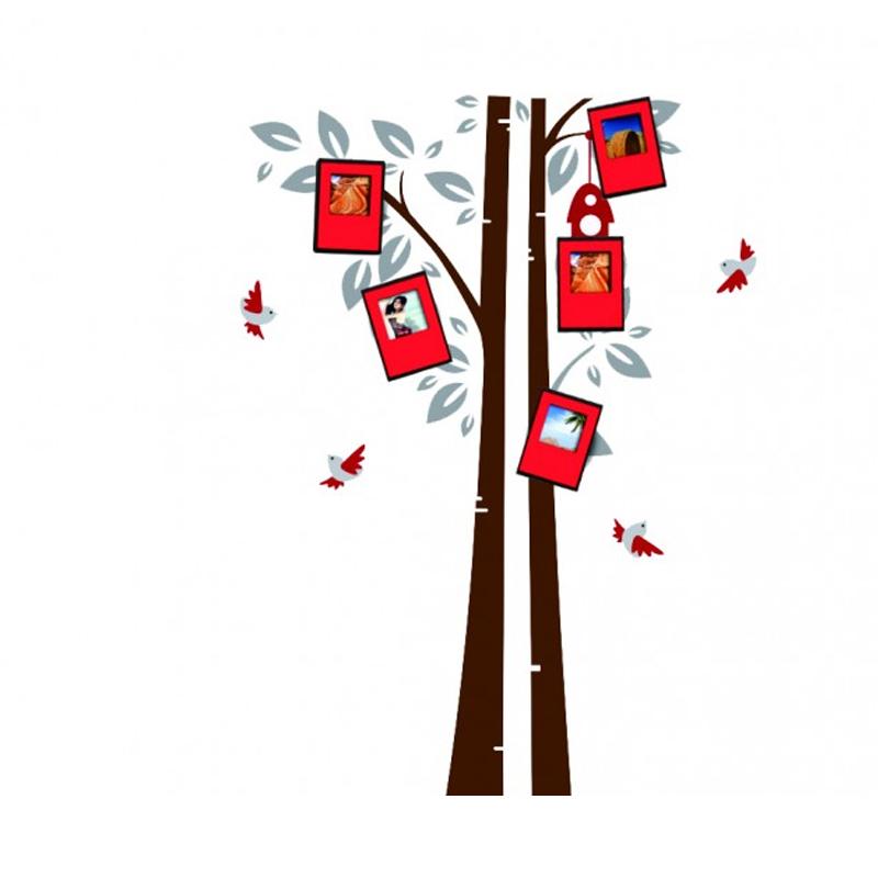 Sticker copac cu rame foto Maxtar, 150 x 110 cm
