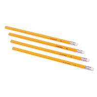Set creioane HB cu radiera Kunst, 4 bucati