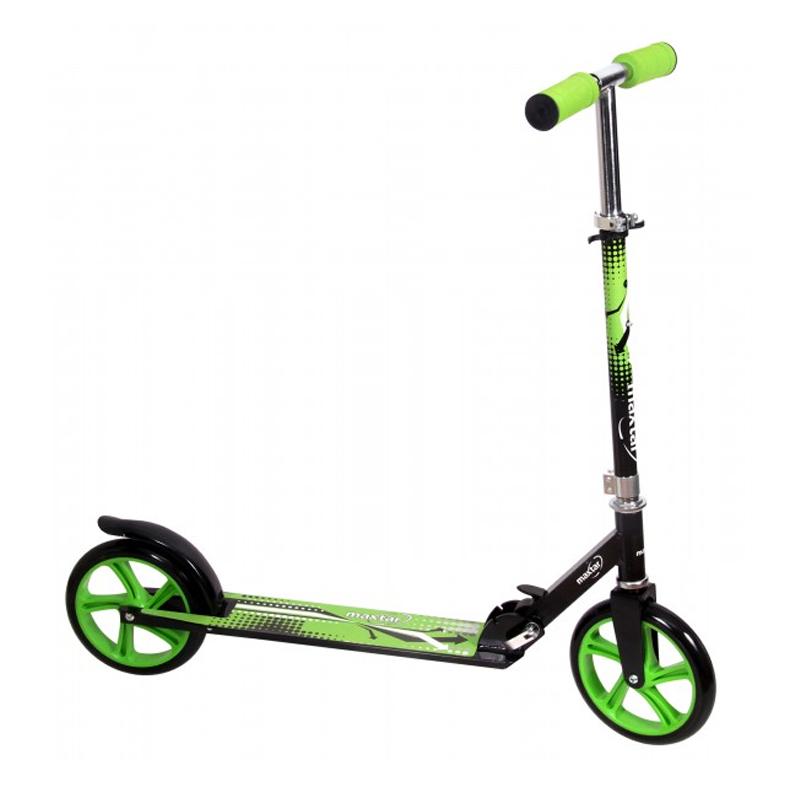 Trotineta Rider Maxtar, Verde