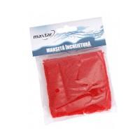 Banderola elastica pentru mana Maxtar, Rosu