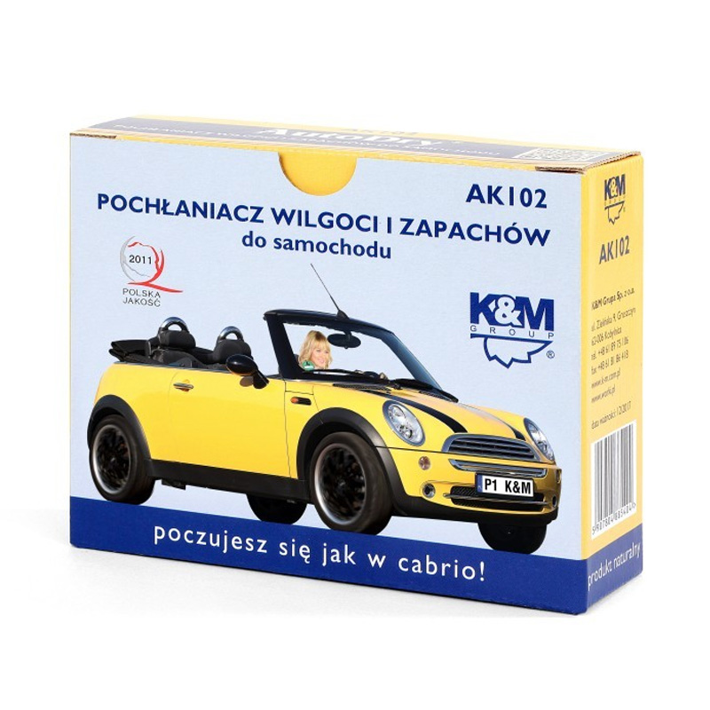 Absorbant umiditate pentru masina K&M imagine