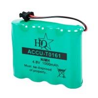 Acumulator NiMH HQ, 1000 mAh, 4.8 V