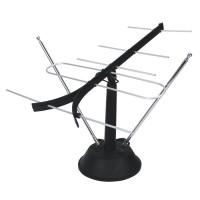 Antena interior TV radio Konig, 40-862 MHz