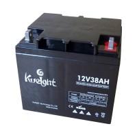 Acumulator plumb acid Powertech, 12 V, 38 Ah