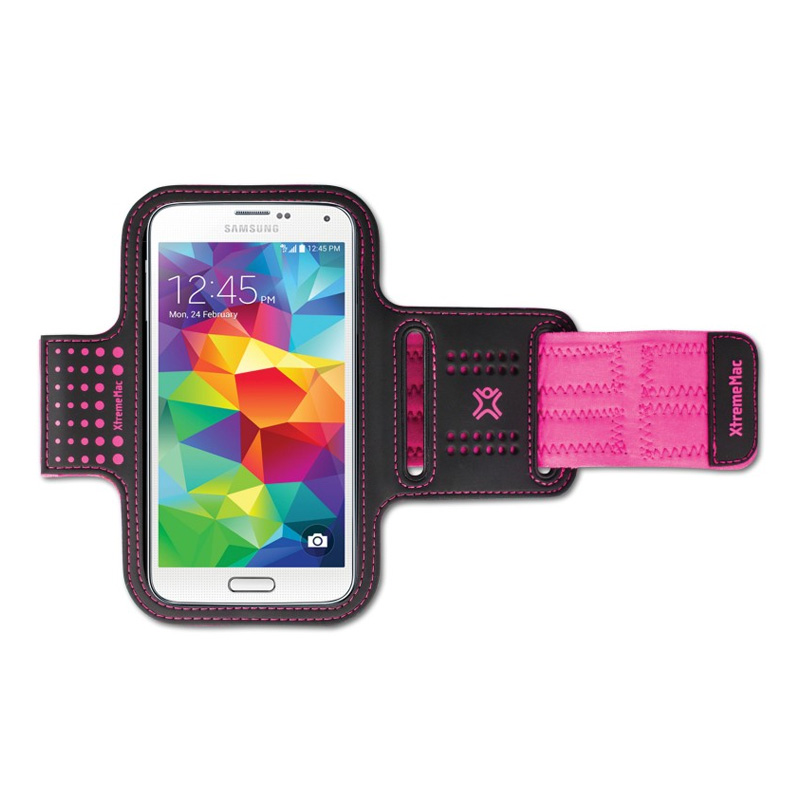 Husa brat pentru smartphone XtremeMax, Roz 2021 shopu.ro