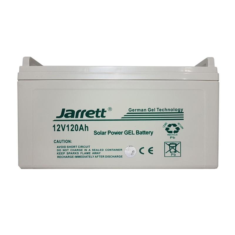 Acumulator gel Jarrett Deep Cycle, VRLA, 12 V - 120 Ah 2021 shopu.ro