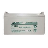 Acumulator gel Jarrett Deep Cycle, VRLA, 12 V - 120 Ah