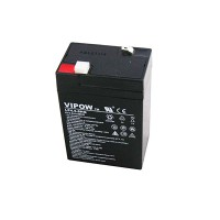 Acumulator gel plumb Vipow, 6 V, 4.5 Ah