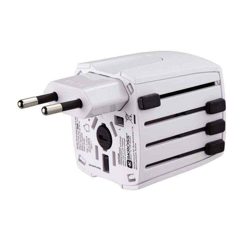 Adaptor universal MUV micro Hama, 2 pini 2021 shopu.ro