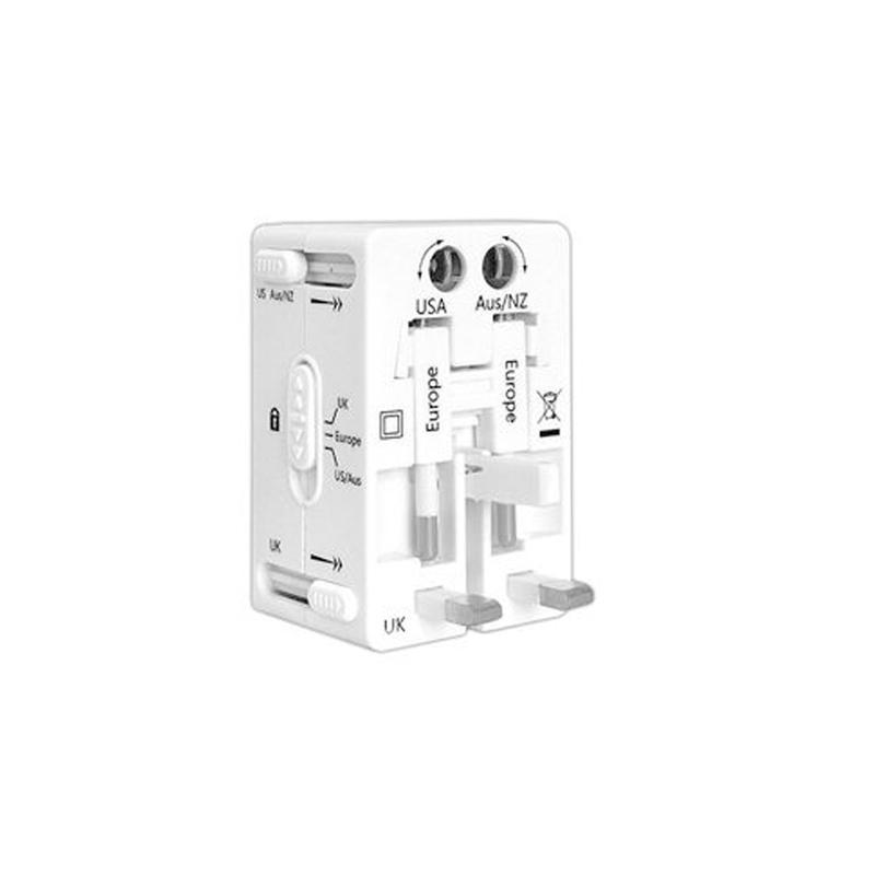 Adaptor universal pentru priza ZLA0576LX, Alb 2021 shopu.ro