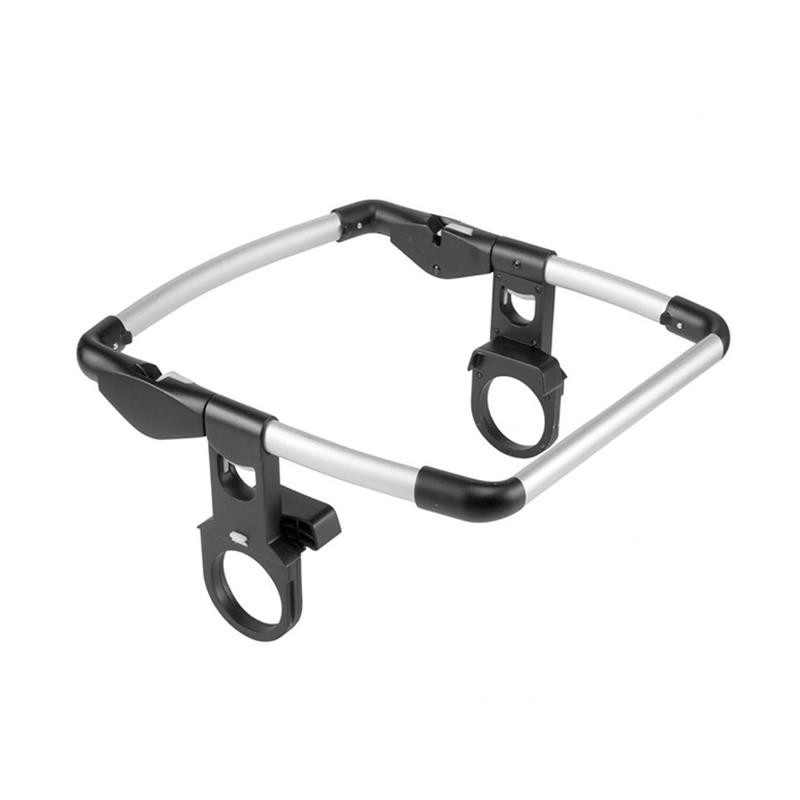 Adaptor pentru scaun AutoFix Urban Chicco, Argintiu/Negru