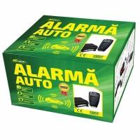 Alarma auto Ro Group, LED, functie panica