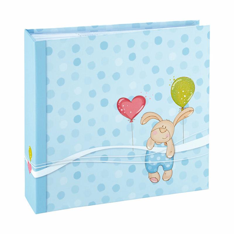Album foto Little Rabbit Hama, 200 fotografii, 10 x 15 cm, Albastru shopu.ro