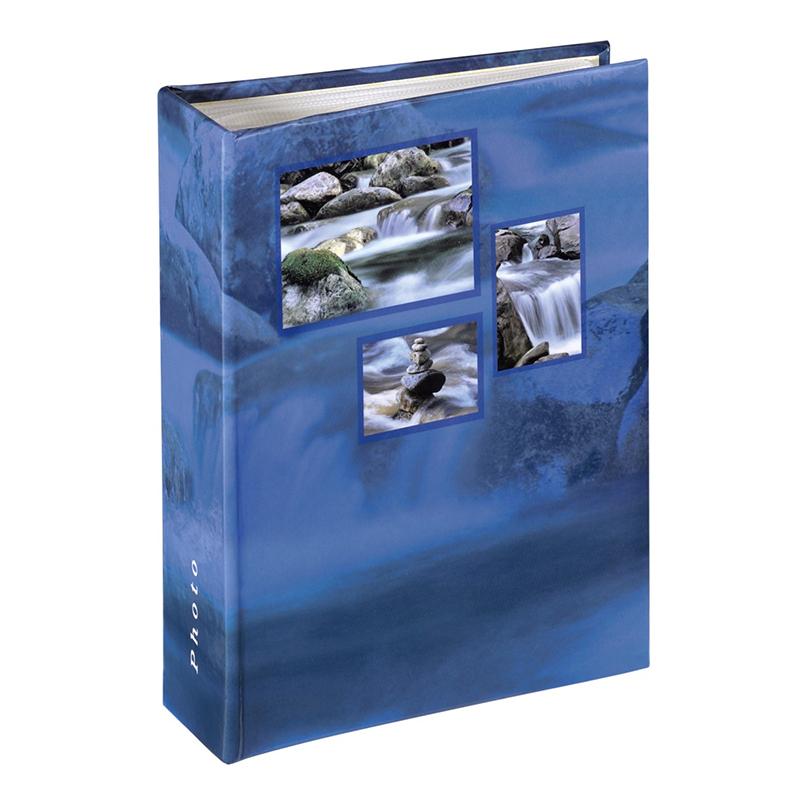 Album foto Singo Hama, 100 fotografii, 10 x 15 cm, Albastru 2021 shopu.ro
