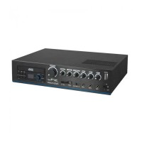 Amplificator LTC, 210 W, DVD/USB/SD/MP3