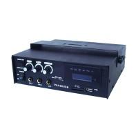 Amplificator LTC, 60 W, USB/SD/MP3, alimentare baterie sau retea