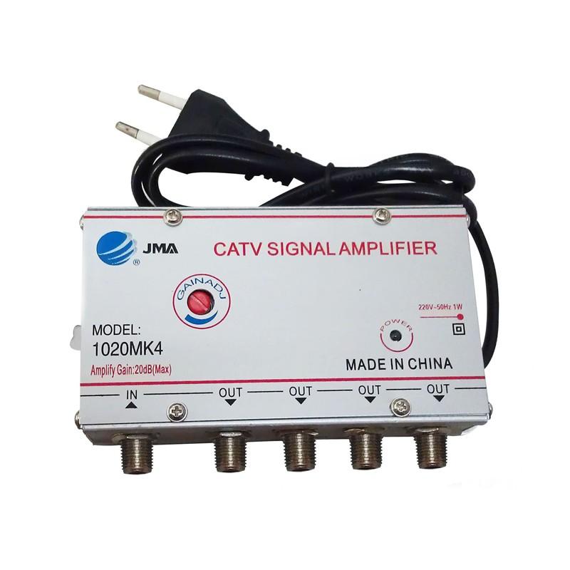 Amplificator antena cu 4 canale