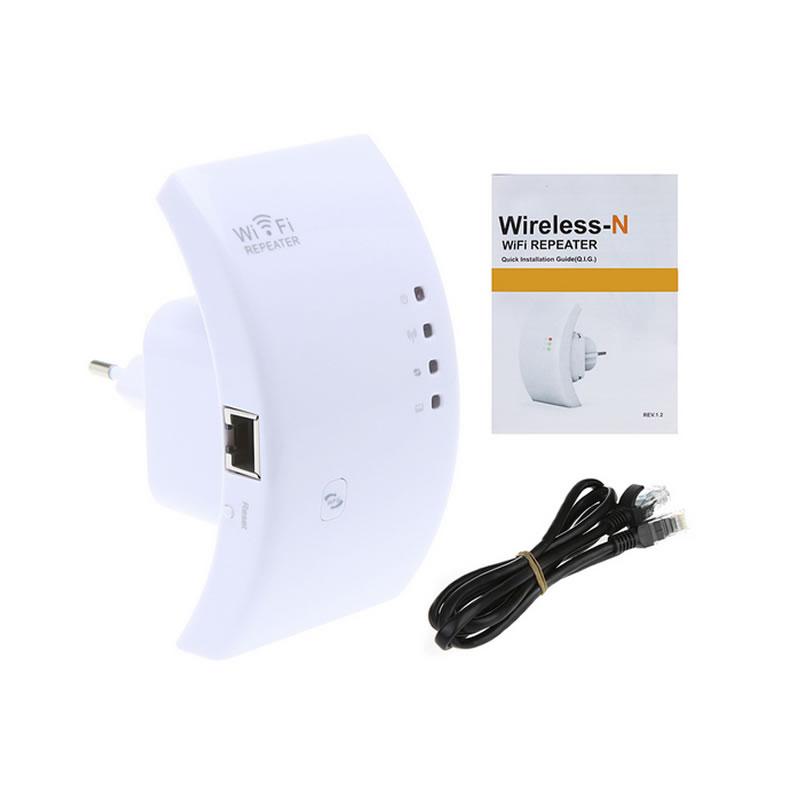 Amplificator retea semnal Wireless-N WiFi Repeater, 300 Mbps