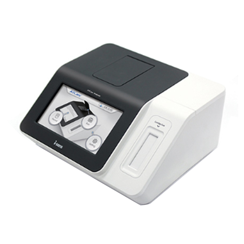 Analizor hemoglobina glicozilata pentru uz profesional A1 Care, ecran touchscreen, 5000 memorii 2021 shopu.ro