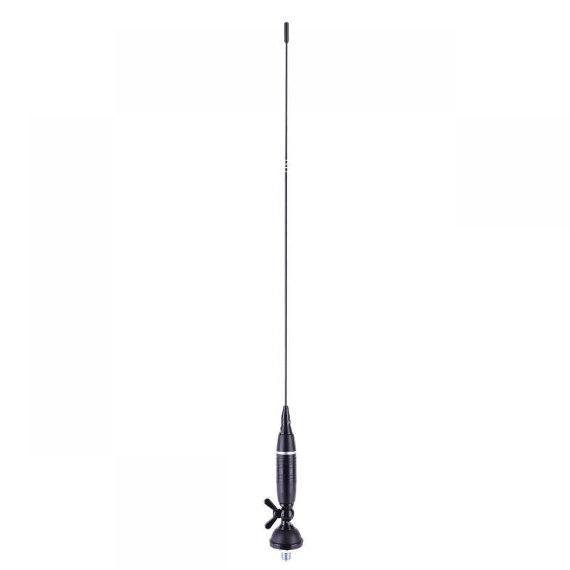 Antena CB 125 Sunker Elite, otel inoxidabil, 80 cm 2021 shopu.ro