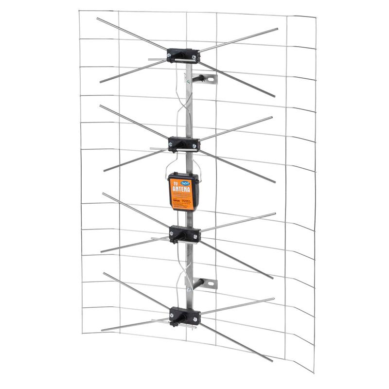 Antena TV completa ANT0074, 900 grame, 800 x 600 mm 2021 shopu.ro