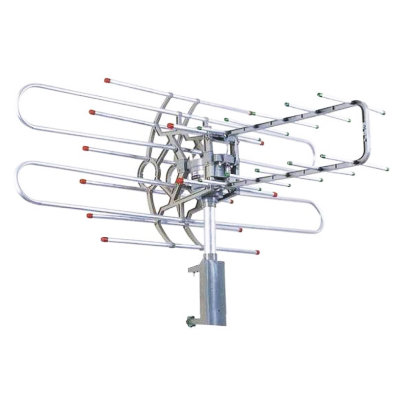 Antena rotativa TV cu telecomanda si amplificator 2021 shopu.ro