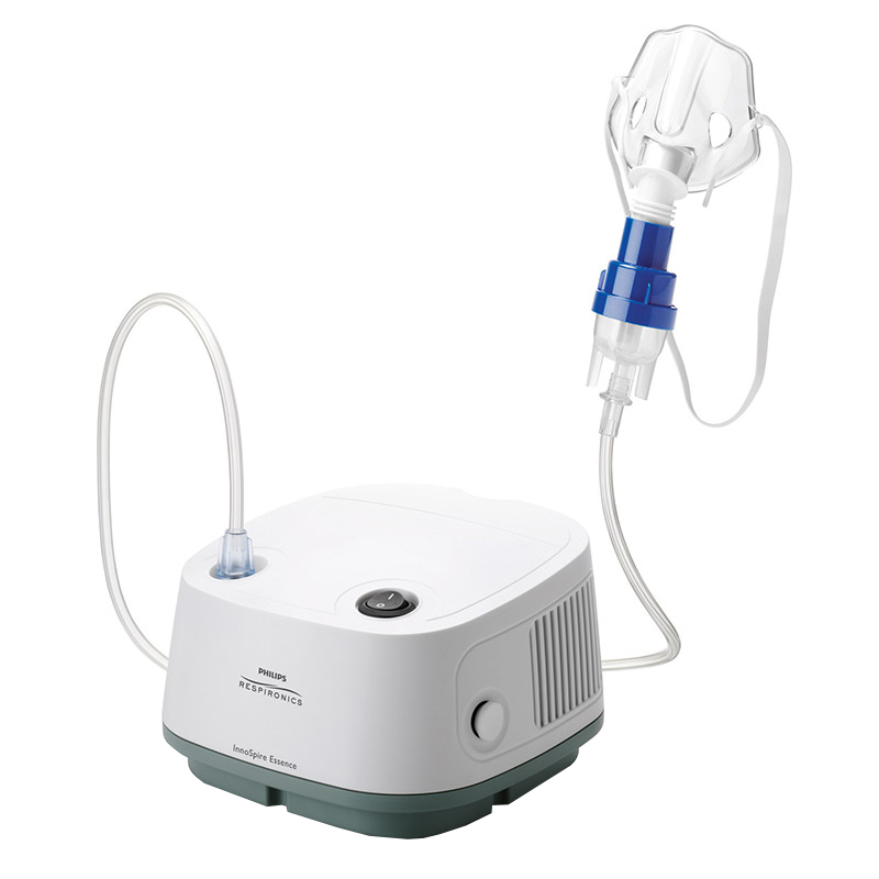 Aparat aerosoli Philips Respironics InnoSpire Essence, Alb 2021 shopu.ro