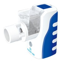 Aparat aerosoli RedLine IQ Pocket Air, tehnologie mesh, portabil, silentios, geanta transport