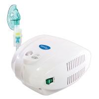 Aparat aerosoli cu compresor Sanity Alergia Stop Inhaler, MMAD 3 µm, cupa medicamente 10 ml