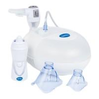 Aparat aerosoli cu compresor Sanity Pro Inhaler, irigator Nosalek Jet