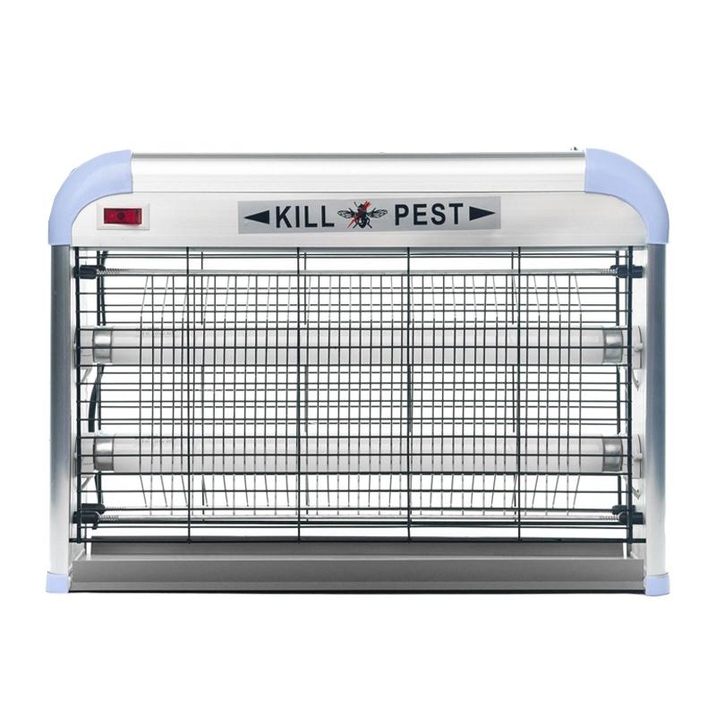 Aparat antitantari Pest Killer, 20 W, 80 mp, tava colectare 2021 shopu.ro