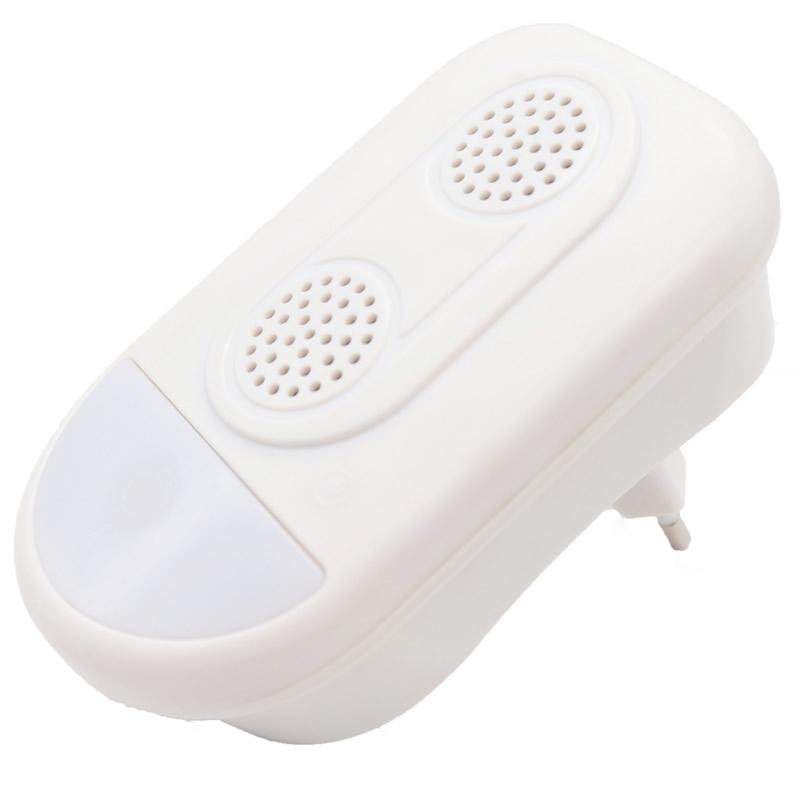 Aparat cu ultrasunete pentru alungat rozatoarele MouseSTOP DUAL, PS-304, 80 mp 2021 shopu.ro