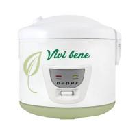 Aparat de gatit orez/legume Beper, 700 W, 4 l, lingura inclusa
