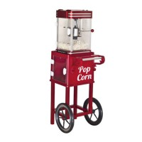 Aparat de preparat popcorn Beper, 1200 W, 750 ml, preparare 3 minute