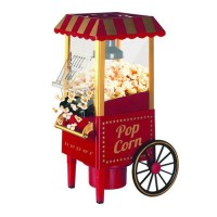 Aparat de preparat popcorn Beper, 1500 W, 200 ml, preparare 3 minute