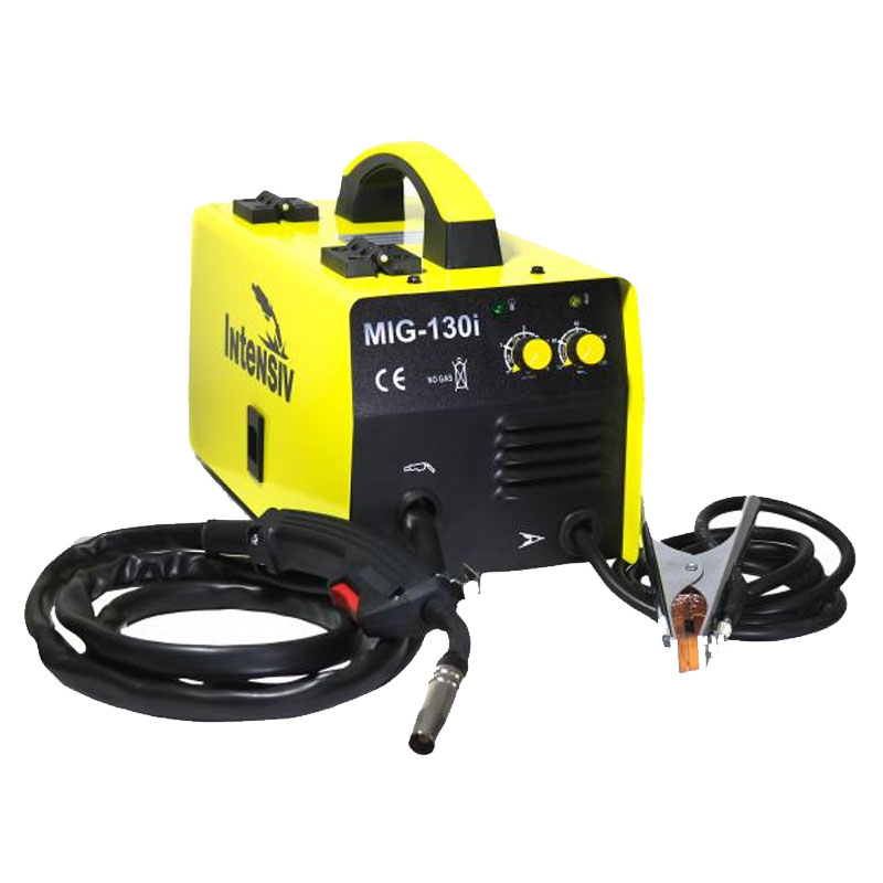Aparat de sudura Intensiv MIG 130i, 125 A, sarma 0.6 - 0.9 mm, termostat, reglaj viteza tensiune shopu.ro