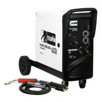 Aparat de sudura Telwin Maxima 270, 250 A, sarma 0.6 - 1.2 mm, MIG, MAG, MMA, IP 23, protectie termostatica