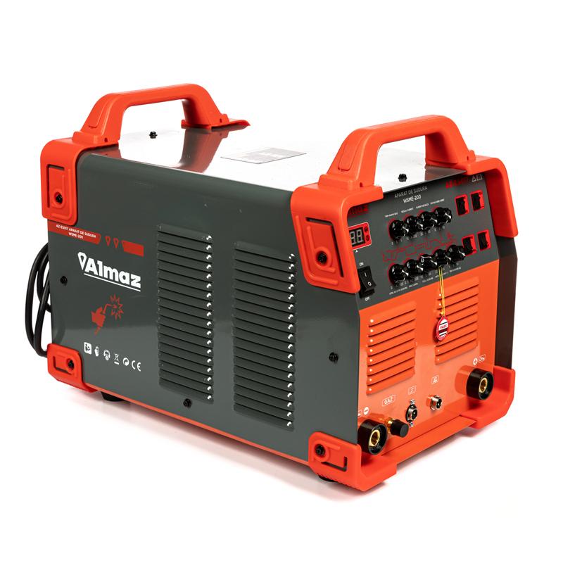 Aparat de sudura WSME Almaz, 200 A, TIG/MMA, electrod 1.6- 4 mm, tehnologie IGBT shopu.ro