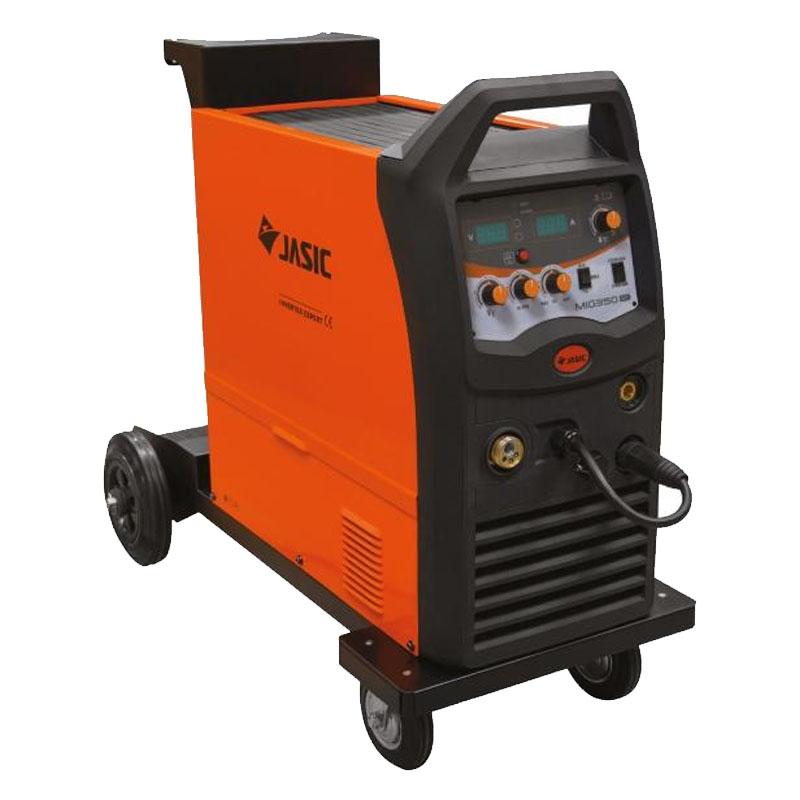 Aparat de sudura multiproces Jasic MIG 350 N293, 350 A, 15 kW, electrod 1.6 - 5 mm, IP 22S shopu.ro