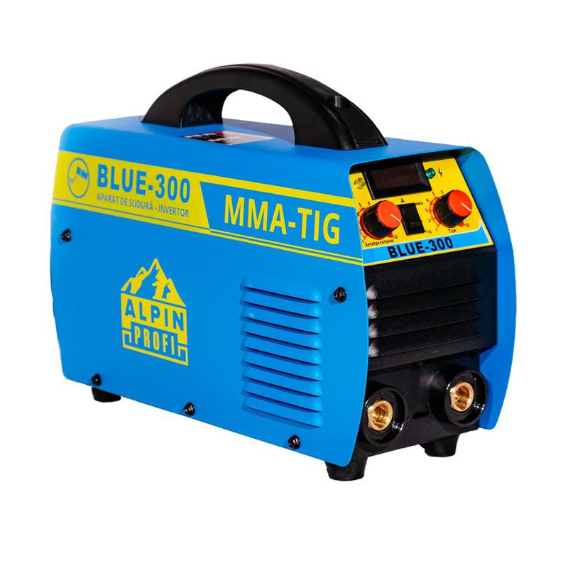 Aparat de sudura tip invertor Blue-300 Edon, 300 A, afisaj electronic, functie stabilizare shopu.ro
