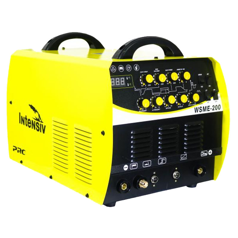 Aparat de sudura tip invertor Intensiv WSME 200, 200 A, TIG, MMA, electrod 1.6 - 3.25 mm, IP21 2021 shopu.ro