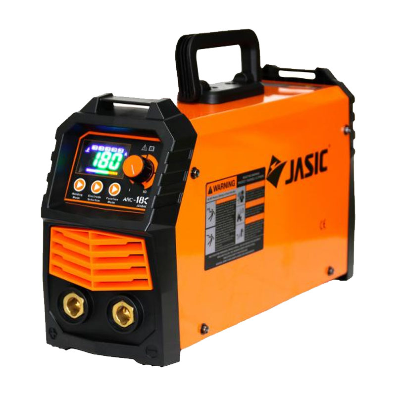 Aparat de sudura tip invertor Jasic ARC 180, 180 A, MMA, electrod 1.6 - 3.2 mm, IP 21S, arc force, hot start 2021 shopu.ro
