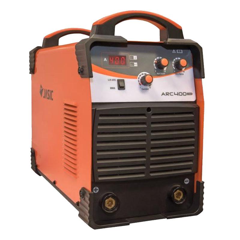 Aparat de sudura tip invertor Jasic ARC 400 Z312, 16.84 kW, 400 A, MMA, TIG, electrod 1.6 - 6 mm, IP 21, arc force, hot start, anti-stick 2021 shopu.ro