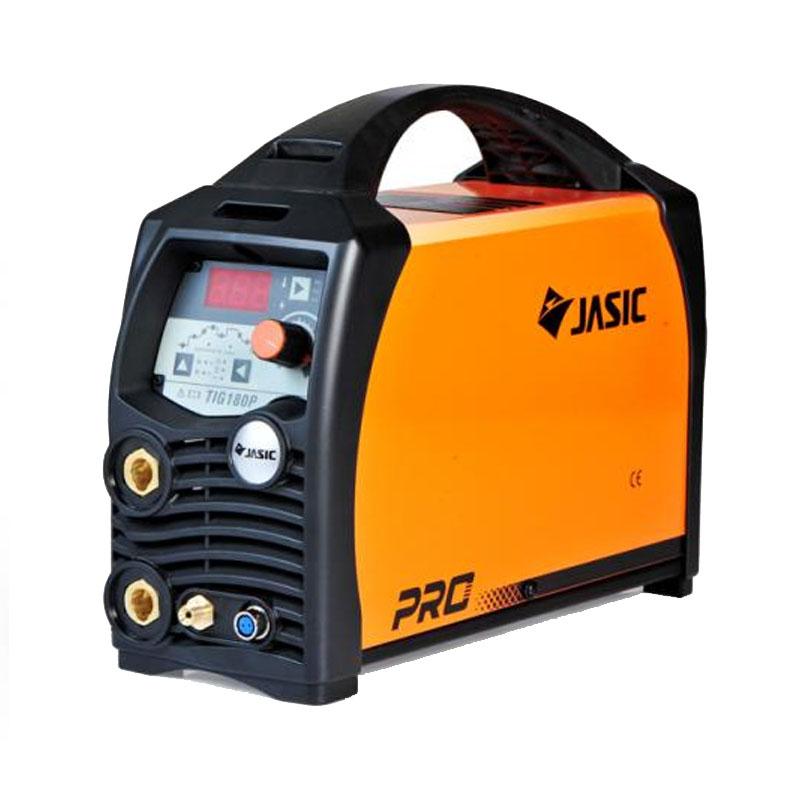Aparat de sudura tip invertor Jasic PRO TIG 180 Pulse W211, 180 A, TIG, WIG, MMA, electrod 1.6 - 3.2 mm, IP 22S shopu.ro