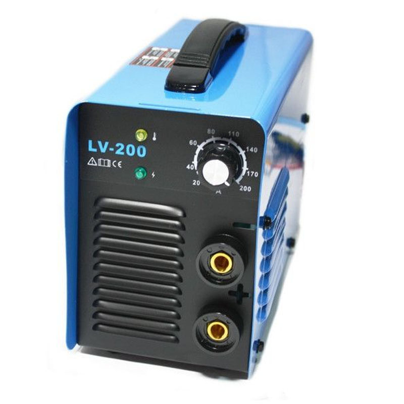 Aparat de sudura tip invertor LV-200 Micul Fermier, 200 A, electrozi 1.6 - 3.2 mm, IP21F 2021 shopu.ro
